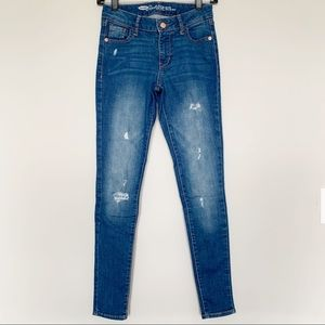 Old Navy Rockstar Distressed Jeans